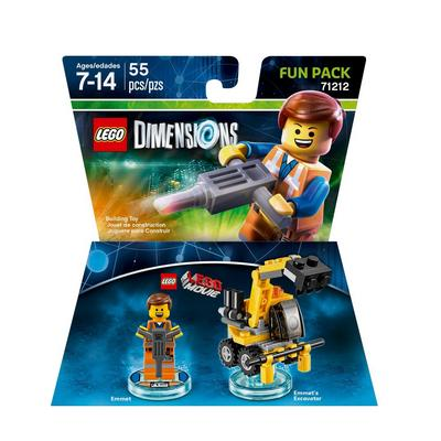 LEGO Dimensions Fun Pack: Emmet (The LEGO Movie)