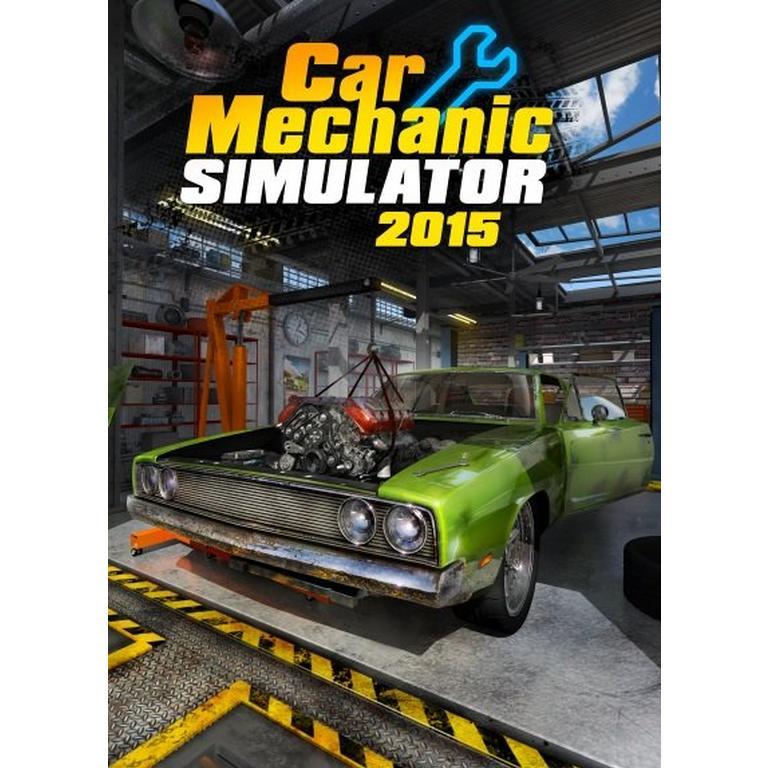 Car Mechanic Simulator 2015 Pc Gamestop