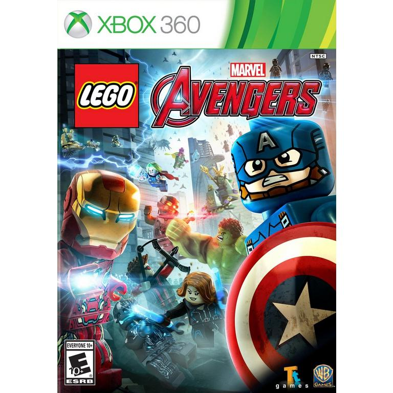 WB Games Digital LEGO Marvel's Avengers Xbox 360 Download Now At GameStop.com!