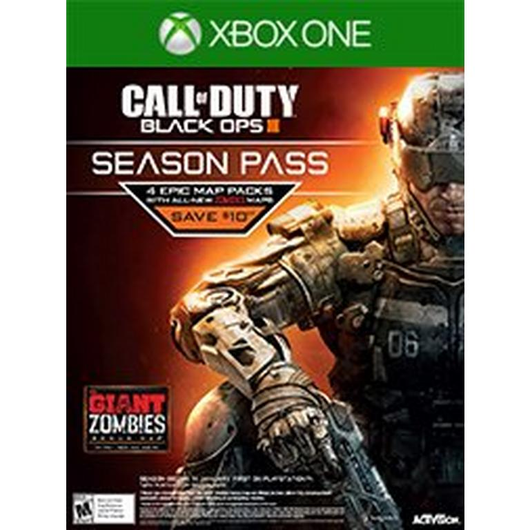 Call Of Duty Black Ops Iii Season Pass Xbox One Gamestop