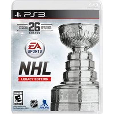 NHL Legacy Edition