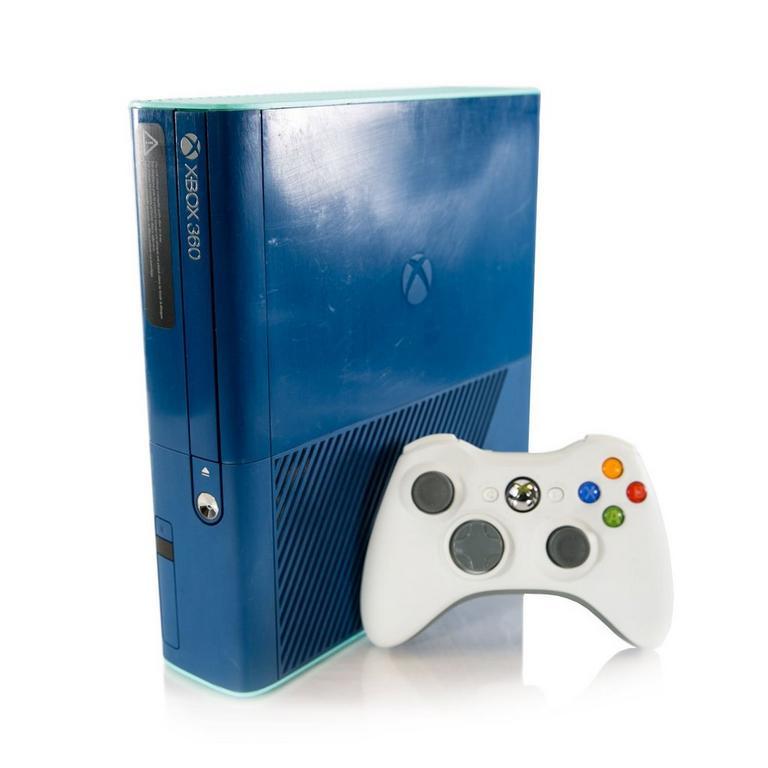 Xbox 360 (E) 500GB System - Blue