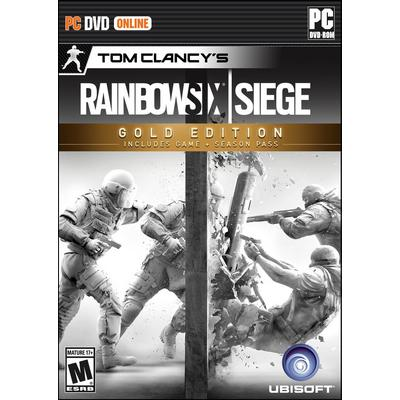 Tom Clancy's Rainbow Six: Siege Gold Edition