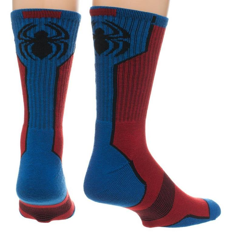 Marvel Spider-Man Active Crew Socks