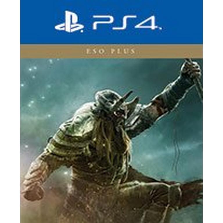 The Elder Scrolls Online Tamriel Unlimited - ESO Plus