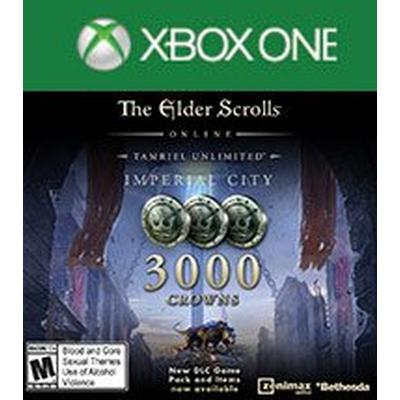The Elder Scrolls Online Tamriel Unlimited - 3000 Crowns