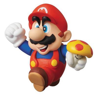 Super Mario Bros: Mario Ultra Detail Figure