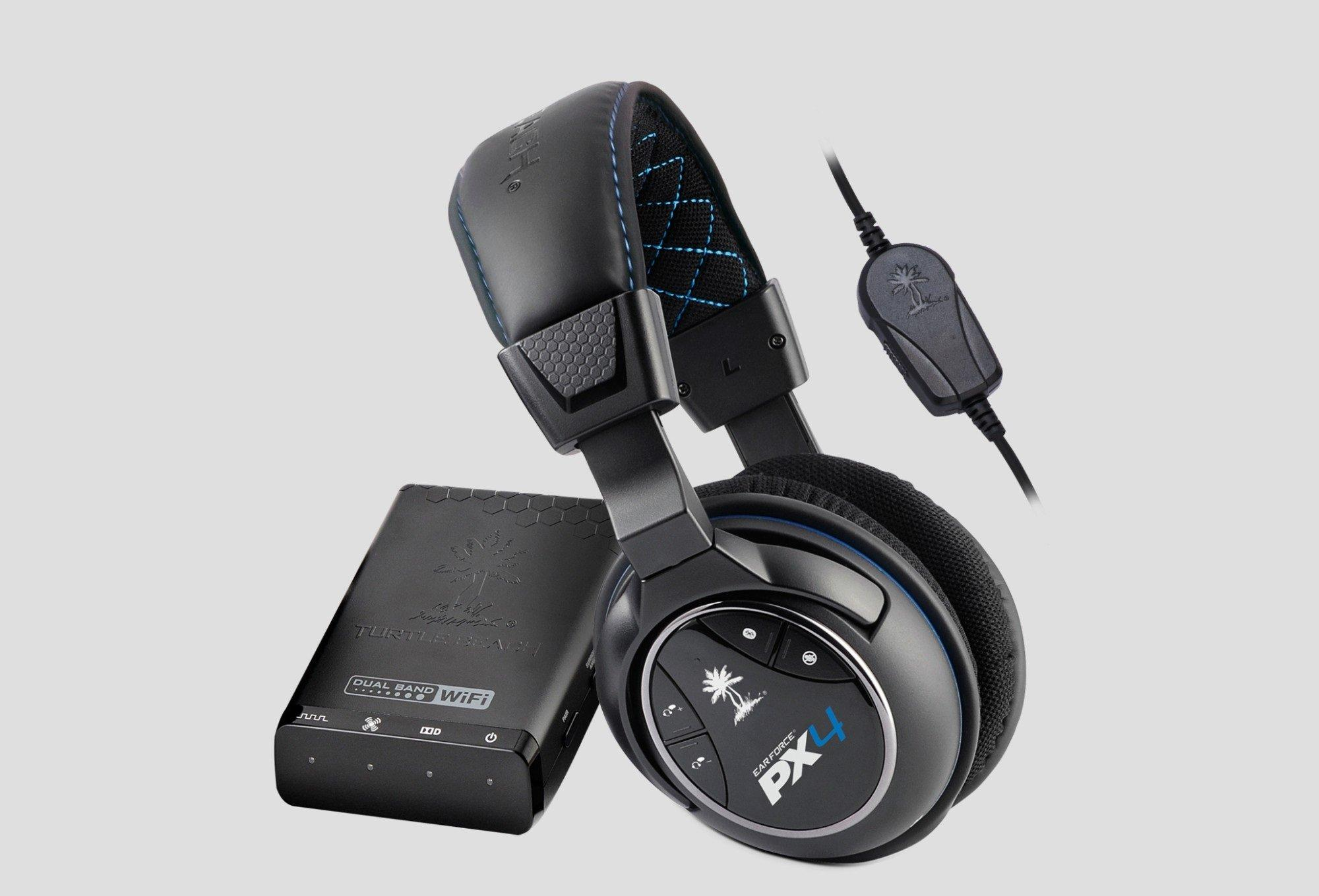 Px4 Wireless Gaming Headset For Playstation 4 Playstation 4 Gamestop