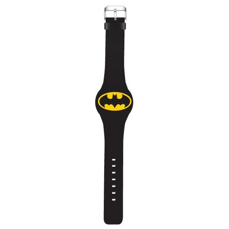 Batman Oval Emblem LED Watch