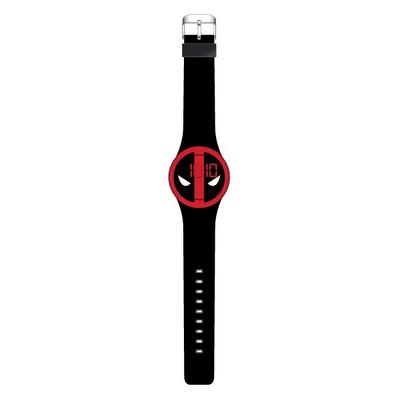 Deadpool Icon LED Watch