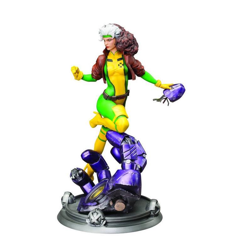 Marvel X-Men Rogue Danger Room Session Fine Art Statue