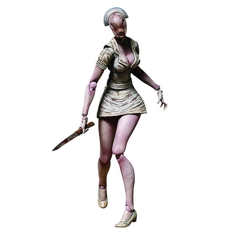 Silent Hill Bubble Head Nurse Figma Figure