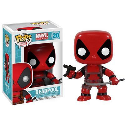 POP! Marvel: Deadpool Vinyl Figure