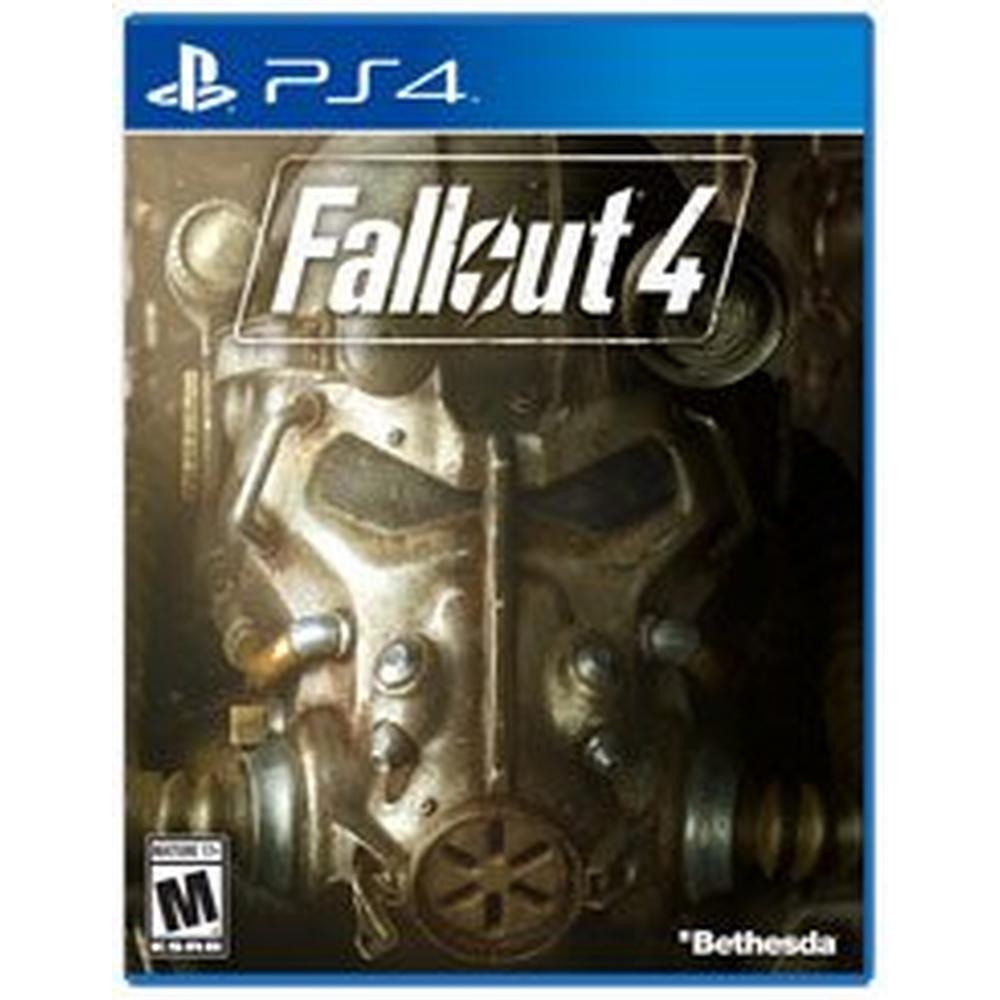 Fallout 4   PlayStation 4   GameStop
