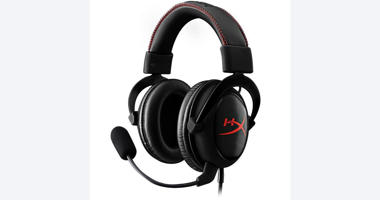 Cloud Core Pro Wired Gaming Headset