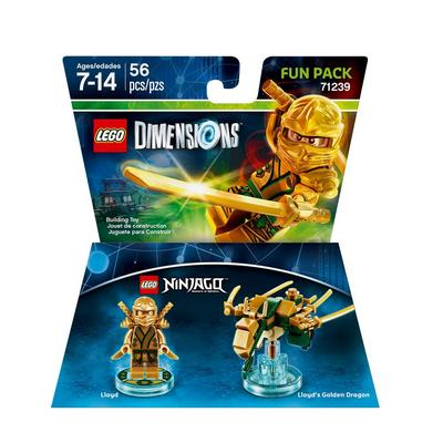LEGO Dimensions Fun Pack: Lloyd (Ninjago)