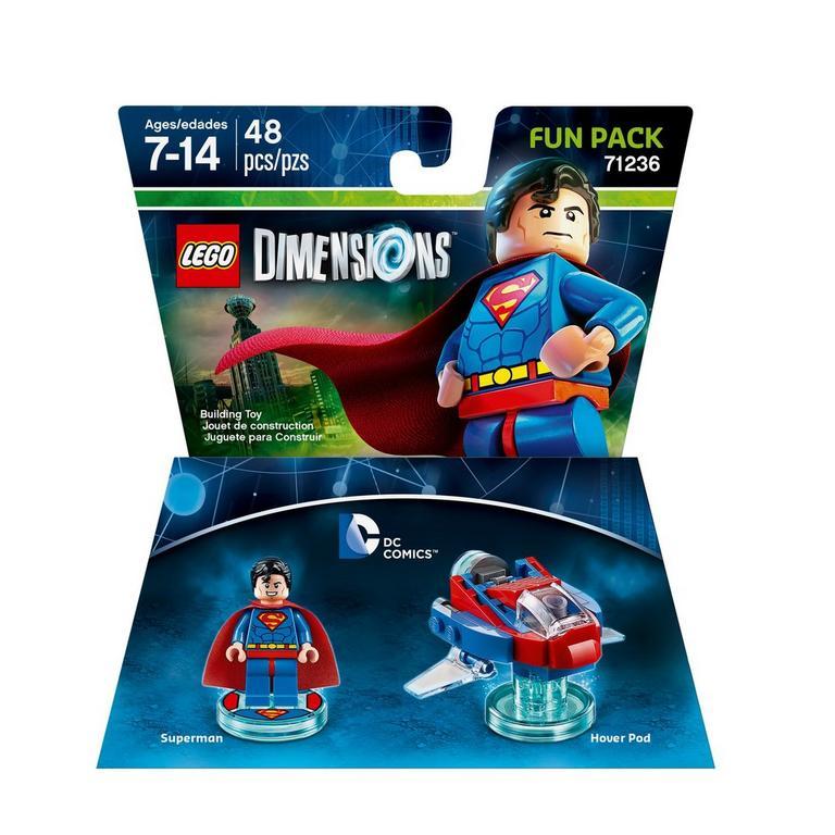 LEGO Dimensions Fun Pack: Superman (DC Comics)