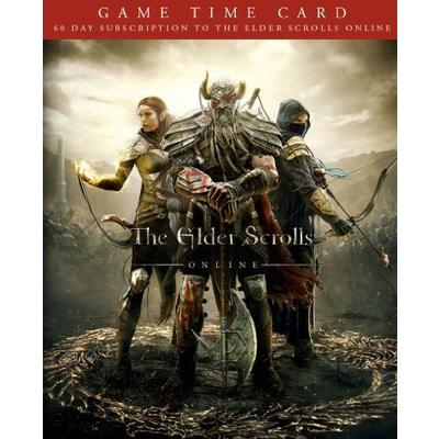 The Elder Scrolls Online Tamriel Unlimited 60 Day Subscription