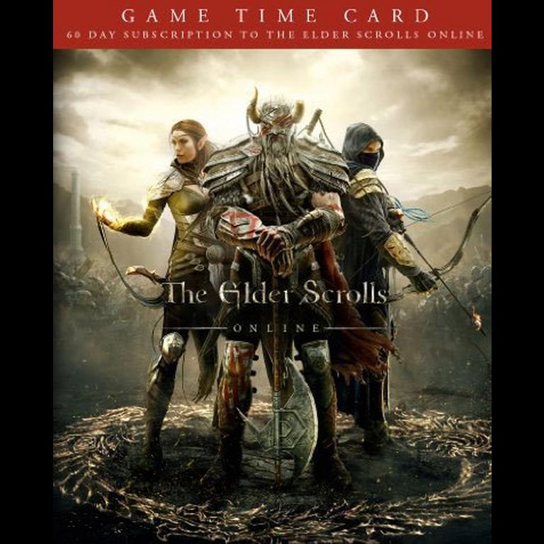 The Elder Scrolls Online Tamriel Unlimited 60 Day Subscription