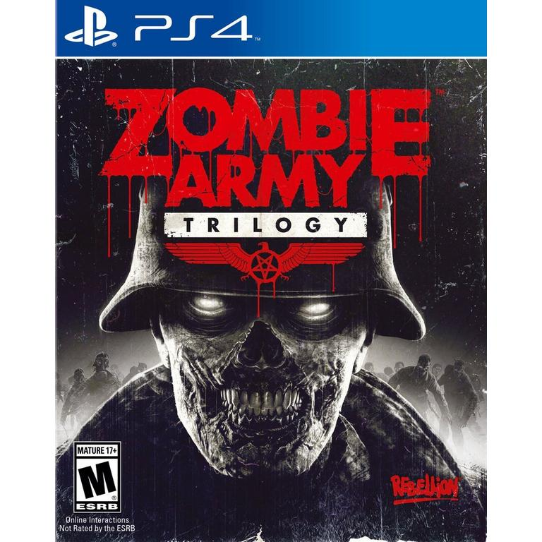 Trade In Zombie Army Trilogy | GameStop
