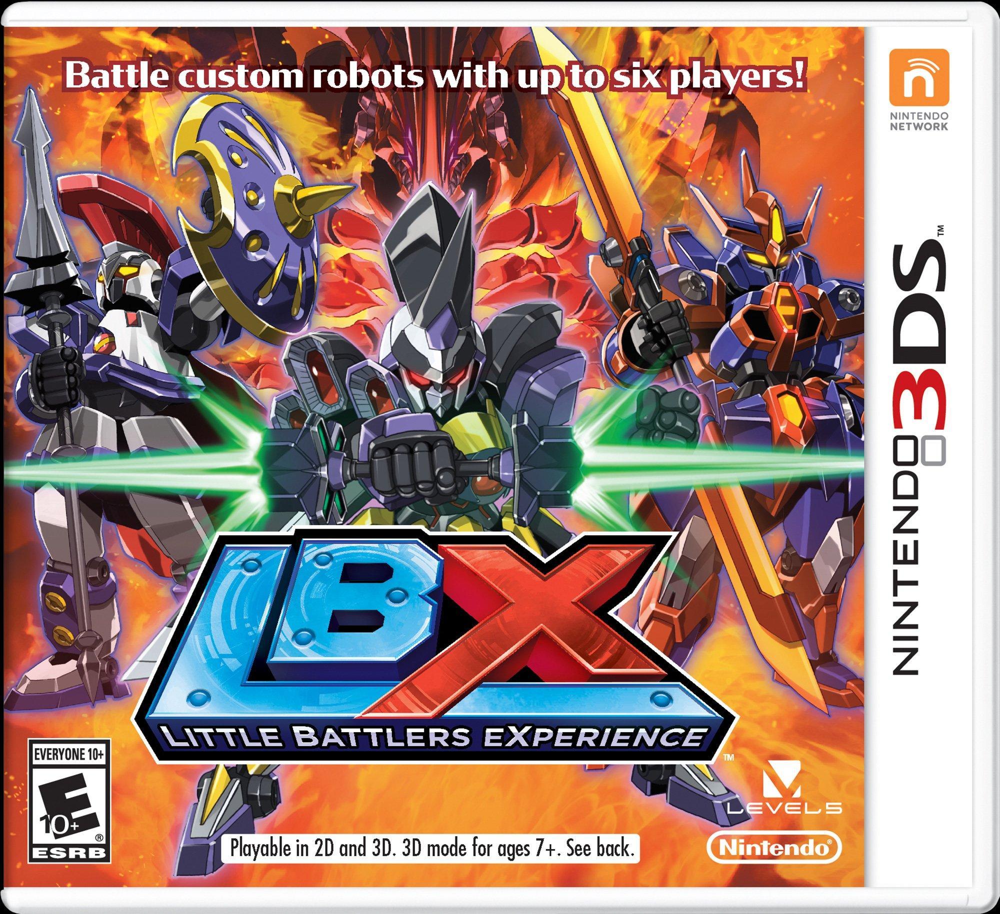LBX: Little Battlers eXperience | Nintendo 3DS | GameStop
