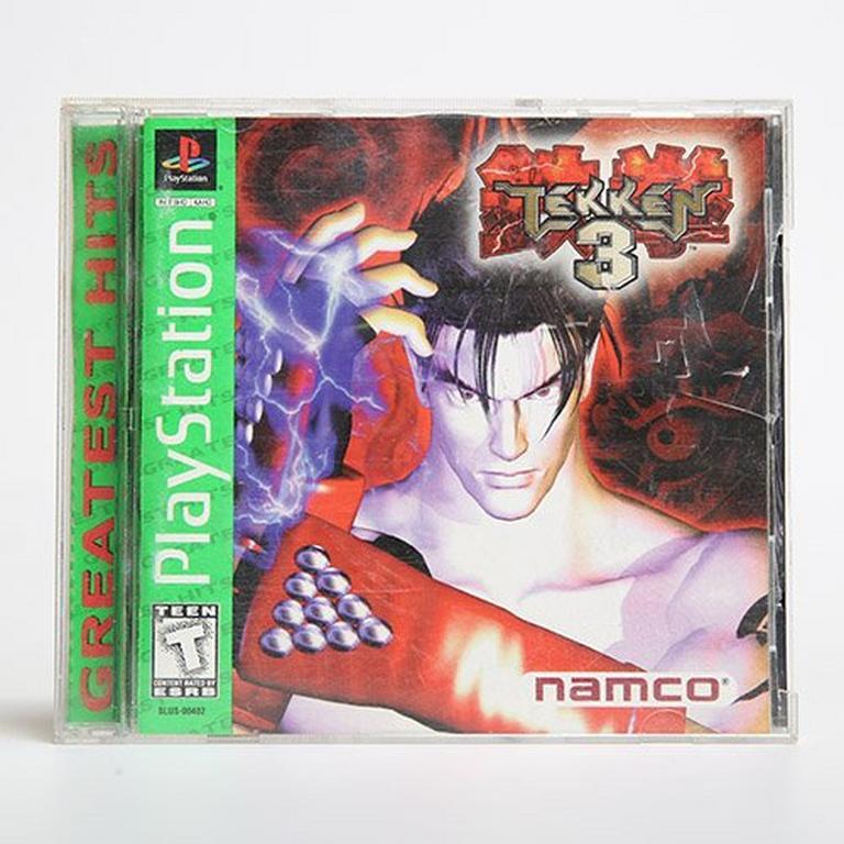 Tekken 3 | PlayStation | GameStop
