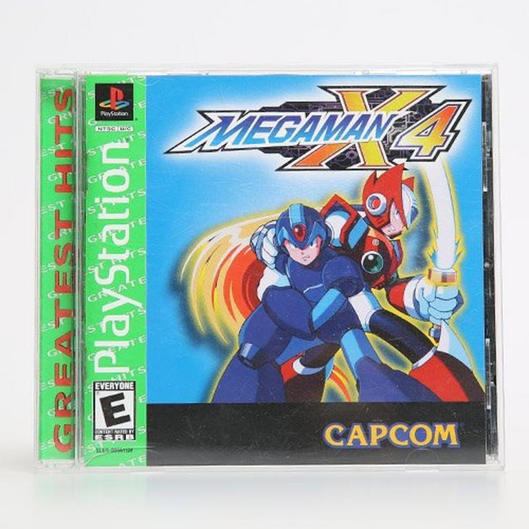 Mega Man X4PlayStation | GameStop
