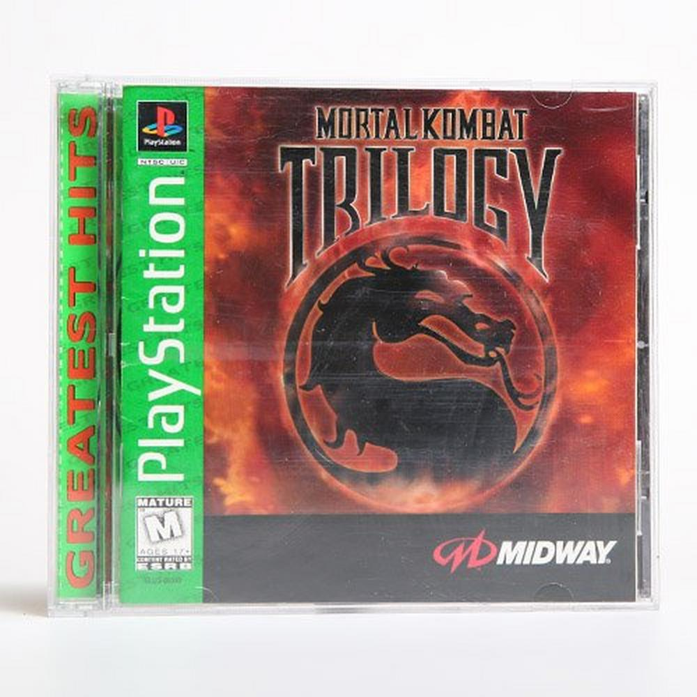 Mortal Kombat Trilogy | PlayStation | GameStop