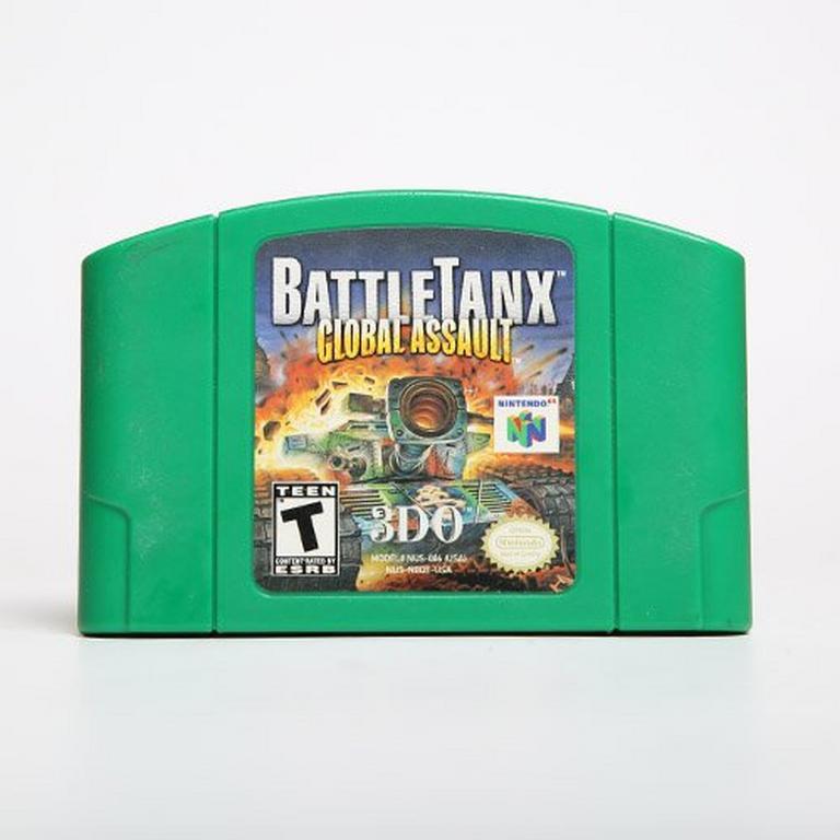 Battle Tanx: Global Assault