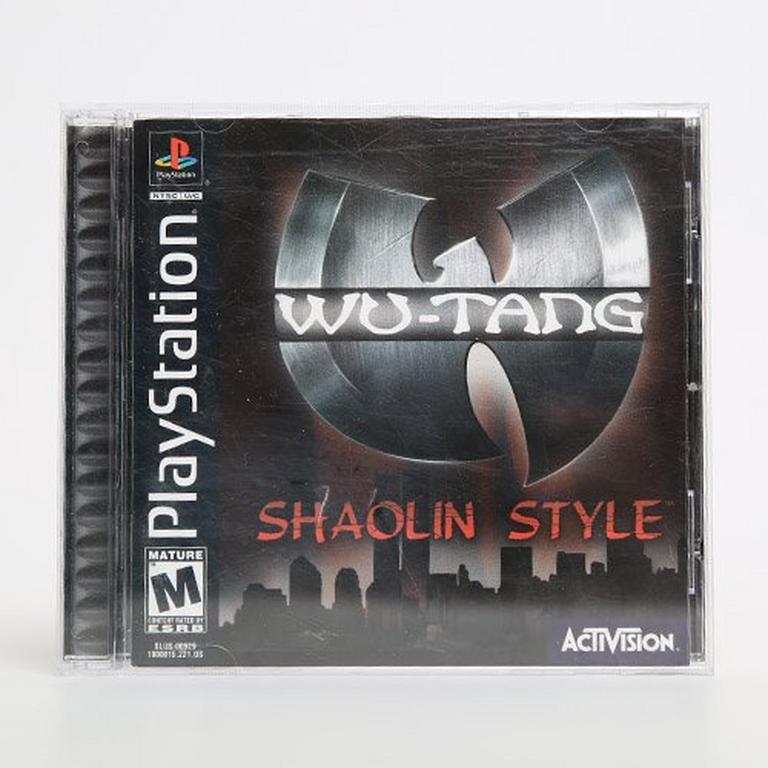 Wu Tang: Shaolin Style