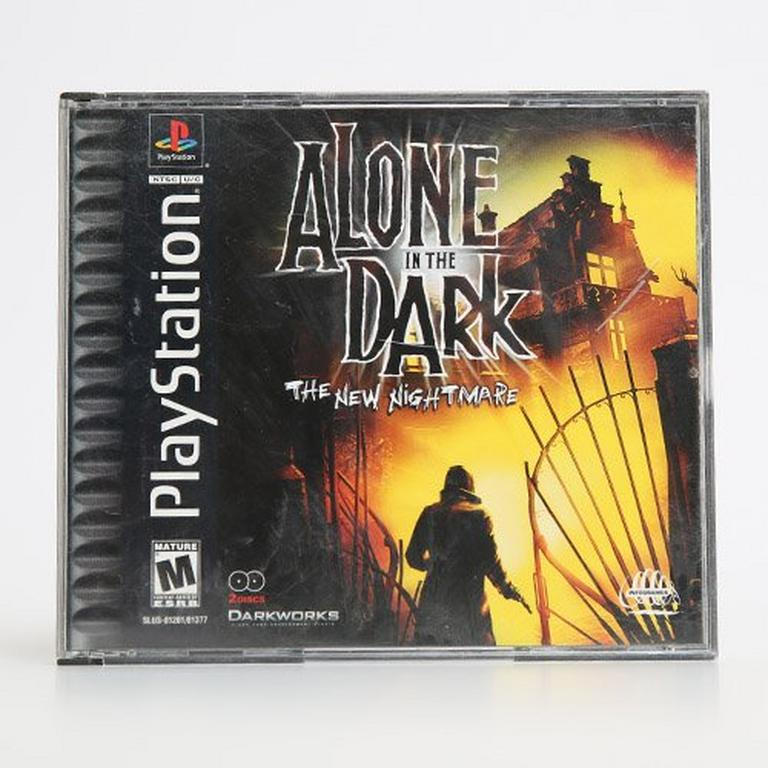 Alone In The Dark The New Nightmare Playstation Gamestop