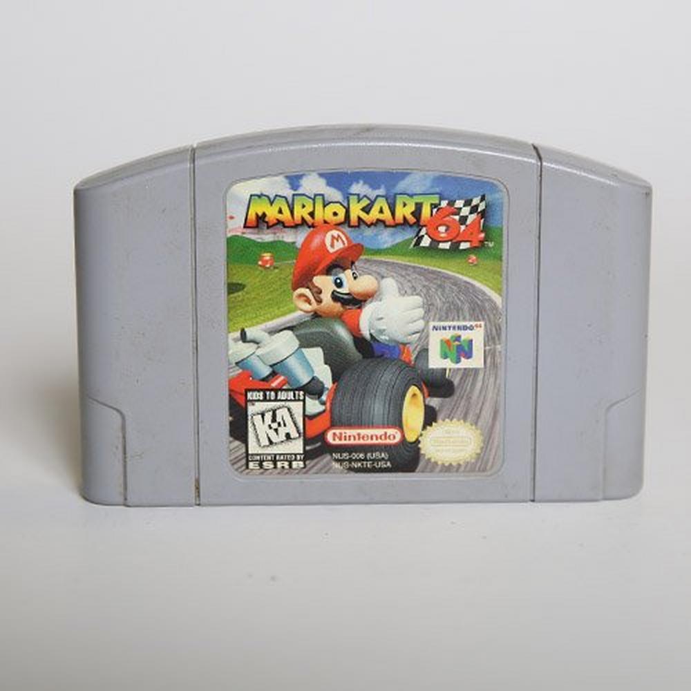 Mario Kart 64 | Nintendo 64 | GameStop