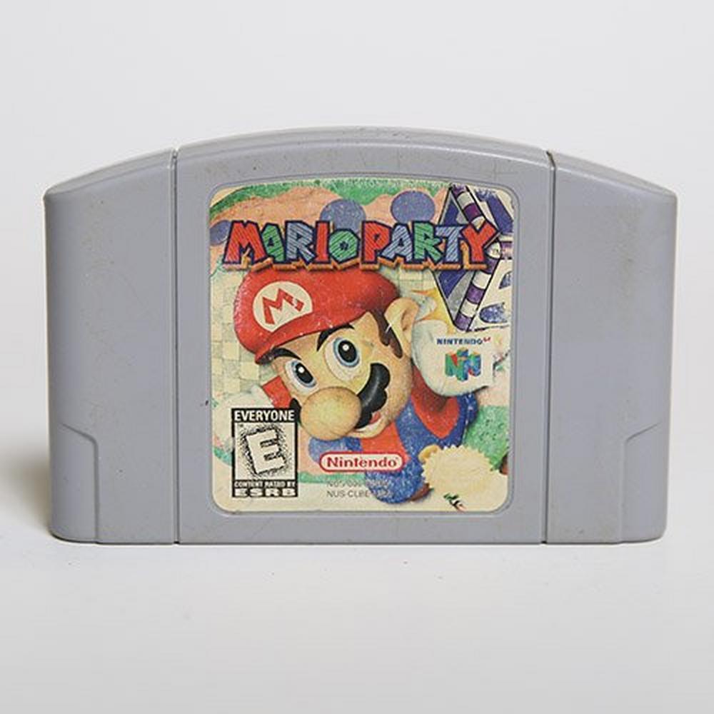 Mario Party | Nintendo 64 | GameStop
