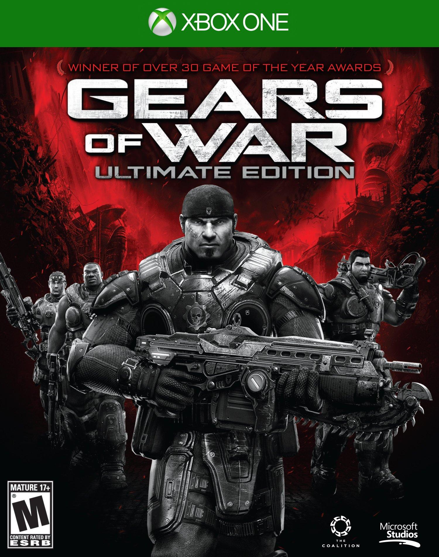 Gears of War Ultimate Edition | Xbox One | GameStop