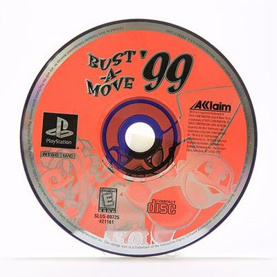 Bust A Move '99