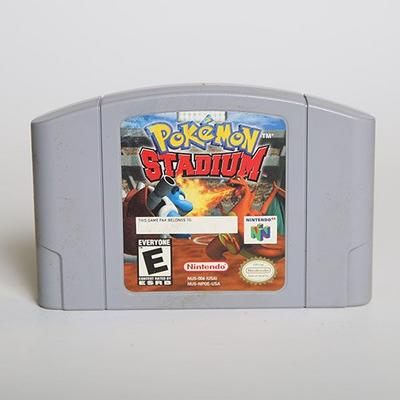 Pokemon Stadium