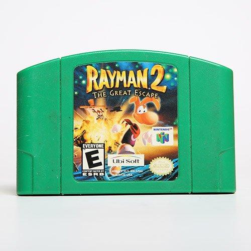 Rayman 2 The Great Escapenintendo 64 Gamestop