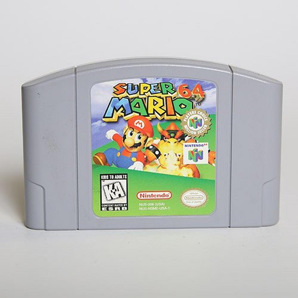 Super Mario 64 | Nintendo 64 | GameStop