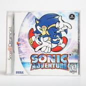 Sonic Adventure Sega Dreamcast Gamestop