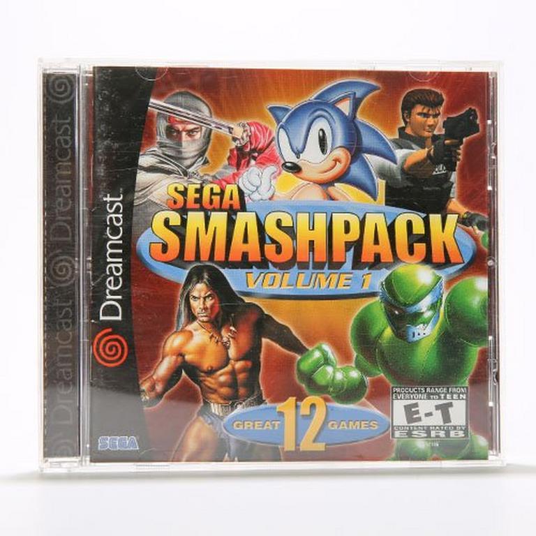Sega Smash Pack: Volume 1