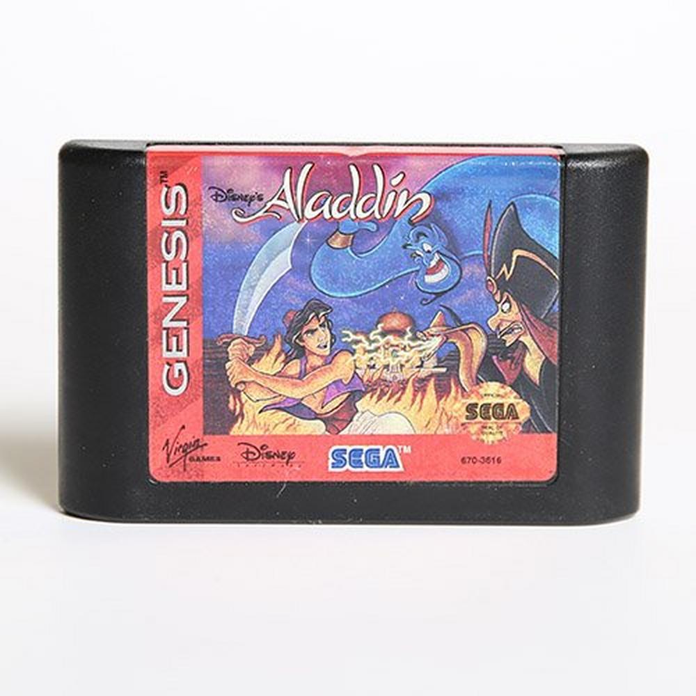 Aladdin   Sega Genesis   GameStop