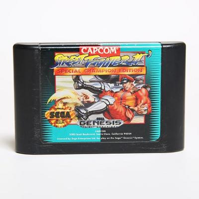Street Fighter II': Special Champion Edition