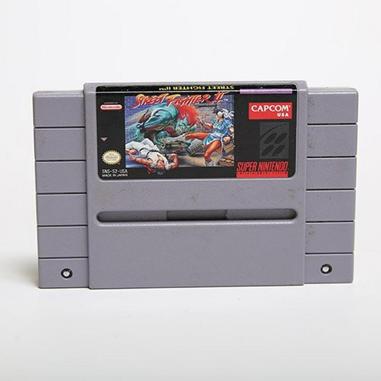 Street Fighter II