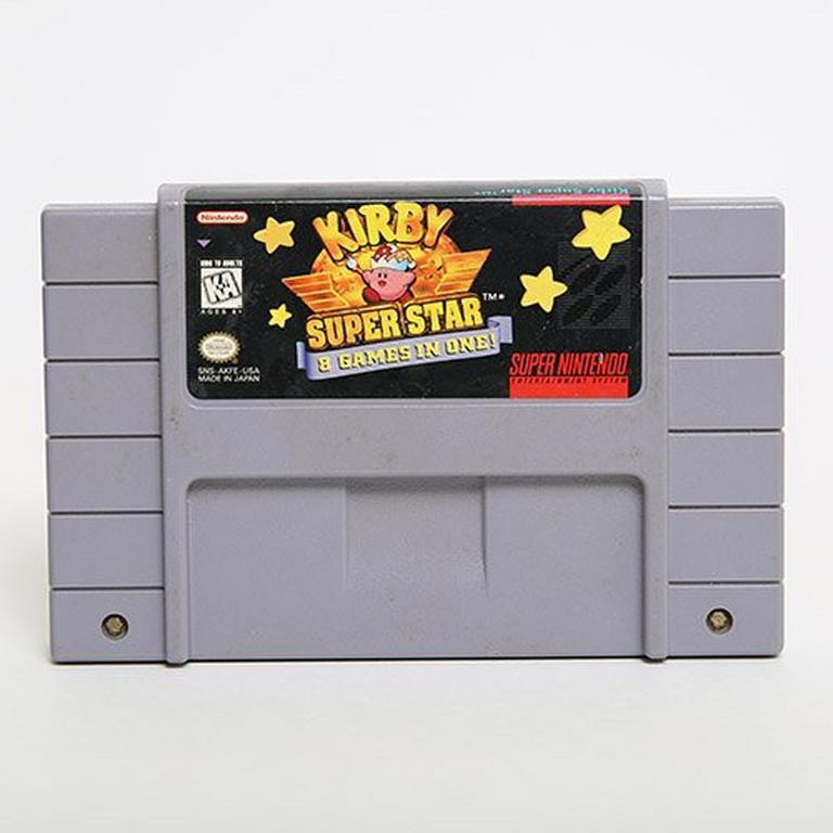 Kirby's Super Star
