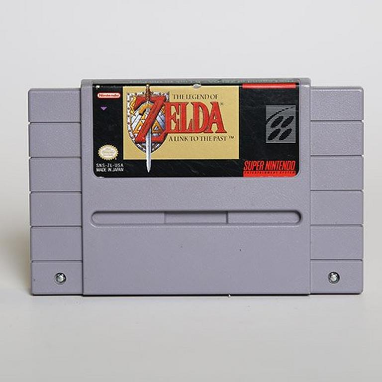 The Legend Of Zelda A Link To The Past Super Nintendo Gamestop