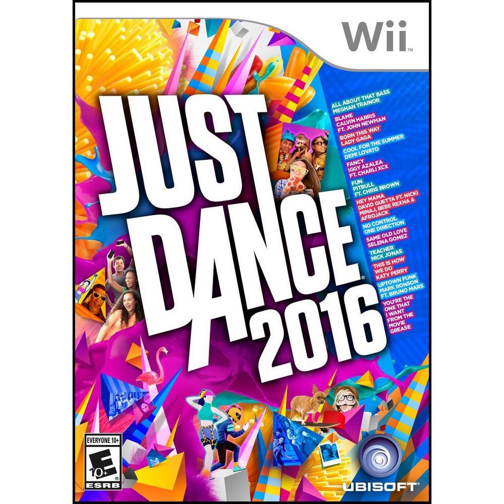 Just Dance 2016 | Nintendo Wii | GameStop