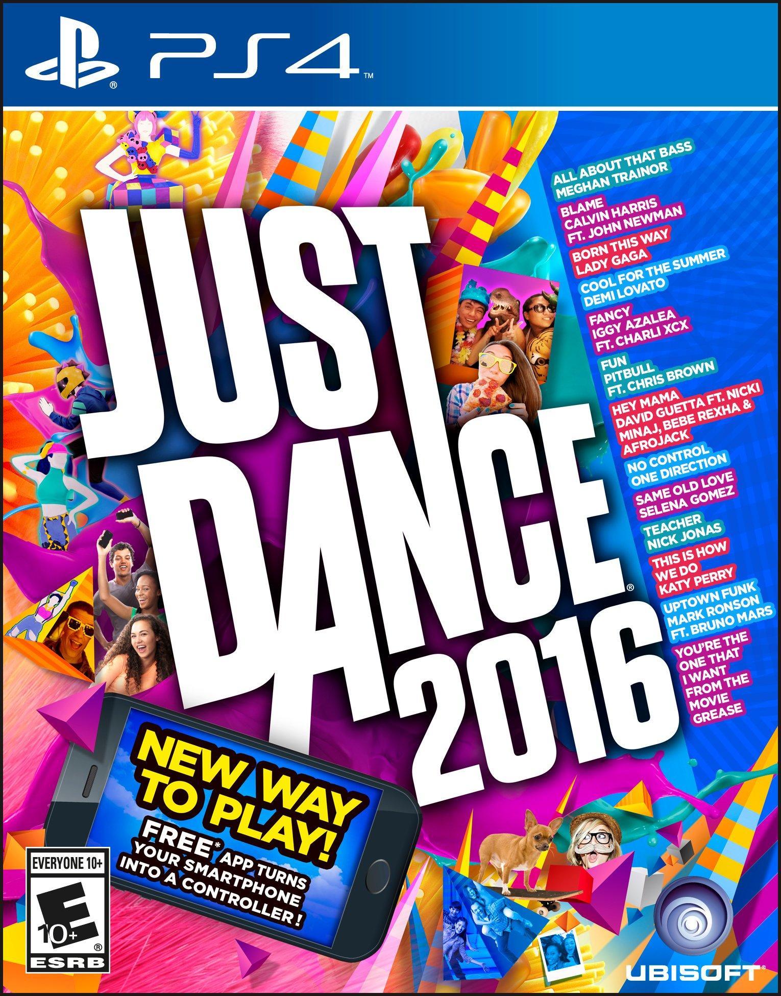 Just Dance 2016 | PlayStation 4 | GameStop