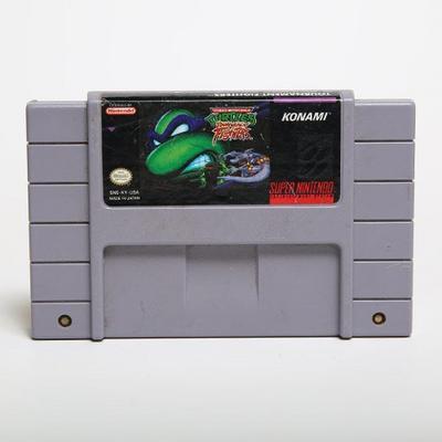 Teenage Mutant Ninja Turtles V: Tournament Fighter