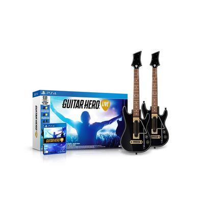 Guitar Hero Live 2 Guitar Bundle Pack