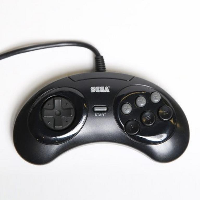 SEGA Genesis 6 Button Controller